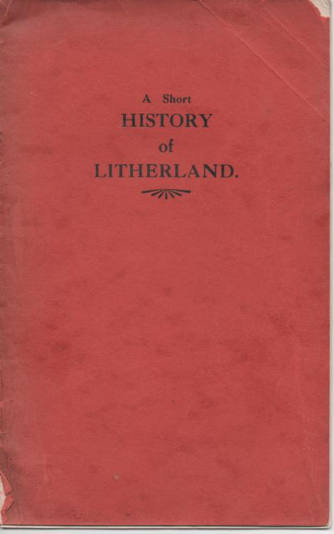 A Short History of Litherland 1935
